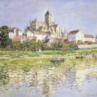 "MFAH Lecture: ""Monet at Vétheuil and Lavacourt: Crisis and Memory"""