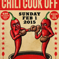 Jo's Coffee_9th Annual Chili Cook Off_poster CROPPED_2015
