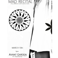 Mad Recital Fall/Winter 2015 Fashion Show