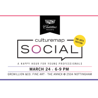 CultureMap Social: A Happy Hour for Young Professionals