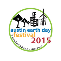 Austin Earth Day Festival logo 2015