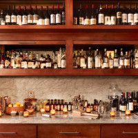 Congress Restaurant Austin wine list