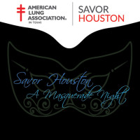 Savor Houston, A Masquerade Night!