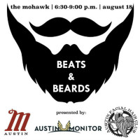 Austin Monitor presents Beats and Beards