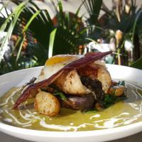 La Fonda on Main brunch dish
