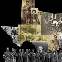 "Galveston Arts Center presents ""Two & 1/2 Years: A Visual Celebration to the Spirit of Juneteenth"", ""SALT"", and ""PrintHouston"" opening reception"