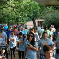 Houston Take Steps for Crohn's & Colitis