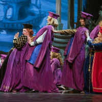 Gilbert and Sullivan production of Princess Ida