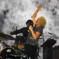 Carole King at London concert