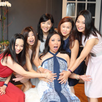 Miya Shay baby shower, 6/16 Bridgitte Lee, Rose Chen, Alice Mao, Tammy Nguyen, Cynthia Xue