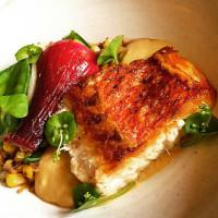Pax Americana fish dish