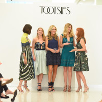 Fashion Gene Event, 5/16 Carrie Colbert, Lindley Arnoldy, Jana Arnoldy, Lauren Barrett