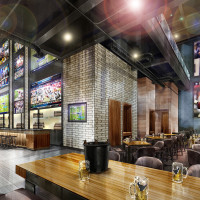 Marriott Marquis Craig Biggio sports bar