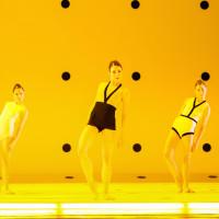 Dyad artists of the Houston Ballet, choreographer Wayne McGregor