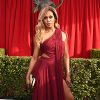 Laverne Cox at Screen Actors Guild Awards