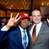 News, Mayor Sylvester Turner Inauguration, Jan. 2016, MFAH, Mayor, Tom Herman