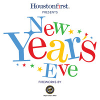 Houston New Year's Eve logo