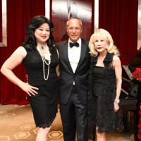 Sing for Hope Cabaret Gigi Huang, Mark Sullivan, Diane Lokey Farb