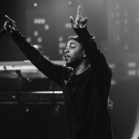 Kendrick Lamar at ACL Live