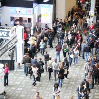 SXSW crowd shot convention center