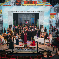 News, Shelby, Alley Theatre opening, September 2015,