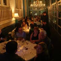 Ocho Hotel Havana interior restaurant San Antonio