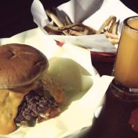 Chris Madrid's burger San Antonio restaurant