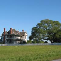 George Ranch Historical Park Davis Mansion