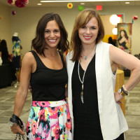 WOW Membership Fiesta 2015 Allie Danziger, Tiffany Blaylock