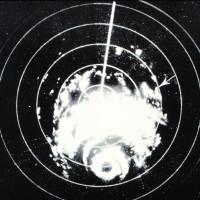 Hurricane Carla on radar