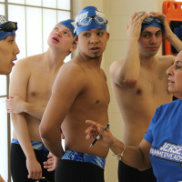 Austin Film Festival presents Swim Team