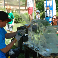 UMLAUF Sculpture Garden & Museum presents  Family Day