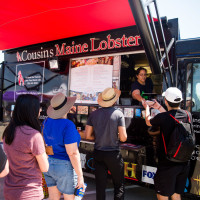 Harvest Green presents Food Truck Fridays