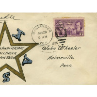 "Texas Folklife presents ""Hand-Painted Envelopes"""