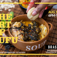 Grubido presents The Art of FuFu