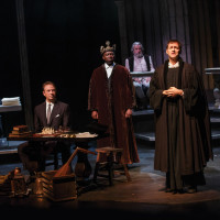 Fellowship for Performing Arts presents Martin Luther on Trial