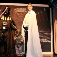 Children's Museum of Houston presents Trekkies vs. Star Wars