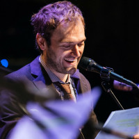 Chris Thile in A Prairie Home Companion