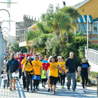 American Heart Association presents Bay Area Healthy for Good Heart Walk