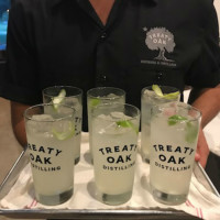 Treaty Oak presents Prix Fixe Dinner
