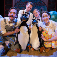 Casa Mañana presents Mr. Popper's Penguins