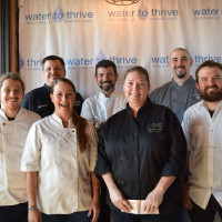 Water to Thrive presents Chef's Table Austin