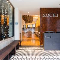 Xochi entrance Hugo Ortega Tracy Vaught