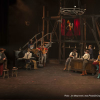 The Long Center presents Cirque Éloize: Saloon