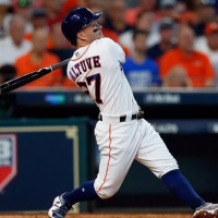 Jose Altuve hits home run against Boston in Game 1 of ALDS