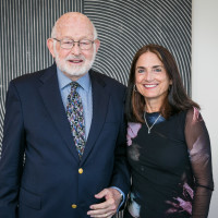 Don Stone and Julie Hersh