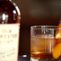 Clove & Anise Old Fashioned