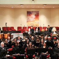 Cypress Symphonic Band, Inc. presents <i>Around the World in 80 Minutes</i>: The Spring Concert
