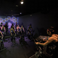 20 Colors/20 Bikes Indoor Cycling Fundraiser