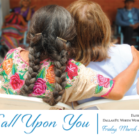 Dallas/Ft. Worth Women's Luncheon 2018: I Call Upon You